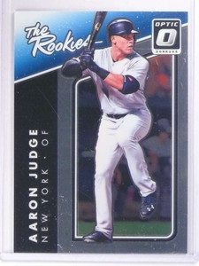 2017 Panini DOnruss Optic The Rookies Aaron Judge Rookie RC #TR8 *71833