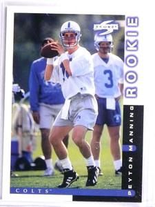 1998 Score Peyton Manning Rookie RC #233 *71513