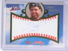 2004 Fleer Sweet Sigs Mike Piazza autograph auto #D02/30 #SG-MP2 *72003