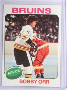 1975-76 Topps Bobby Orr #100 EXMT *72060
