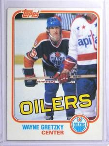 1981-82 Topps Wayne Gretzky #16 NM *72128