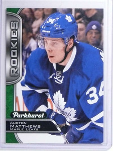 2016-17 Parkhurst Auston Matthews rc rookie #370 *72150