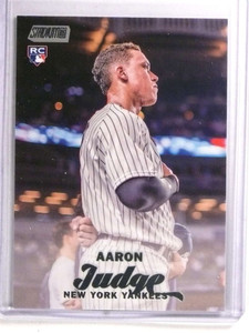 2017 Topps Stadium Club Aaron Judge rc rookie #64 *72336