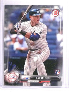 2017 Bowman Aaron Judge rc rookie #32 *72355