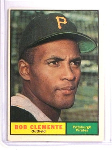 1961 Topps Roberto Clemente #388 VGEX *72259