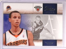 2009-10 Panini Studio Stephen Curry rc rookie #129 *72520