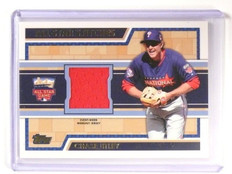 2014 Topps All Star Game Chase Utley All-Star Swatches Jersey ASR-CU *47065