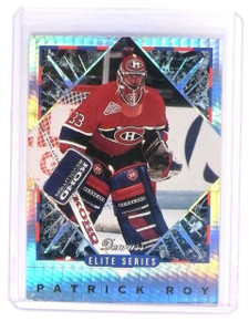 1993-94 Donruss Elite Inserts Patrick Roy #9of10 #d6229/10000 *45278