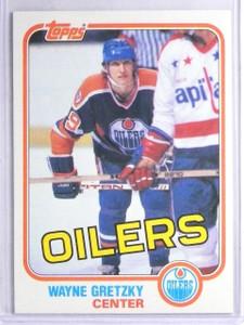 1981-82 Topps Wayne Gretzky #16 *65828