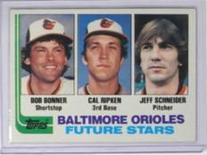 1982 Topps Cal Ripken Jr. rc rookie #21 *32066