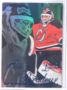 12-13 Upper Deck Retro Legacy Collection Martin Brodeur #D25/150 *39705