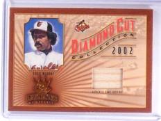 2002 Diamond Kings Diamond Cut Collection Eddie Murray Bat #D483/500 #DC85 *6196