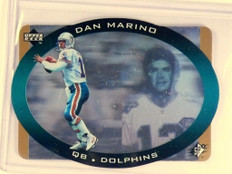 1996 Spx Gold Parallel Dan Marino #23 *48162
