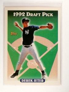 1993 Topps Derek Jeter rc rookie #98 *46633
