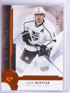 2016-17 UD Artifacts Orange Anze Kopitar #D23/55 #64 *62903