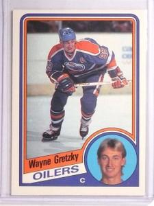 1984-85 O-Pee-Chee Wayne Gretzky #243 *67085