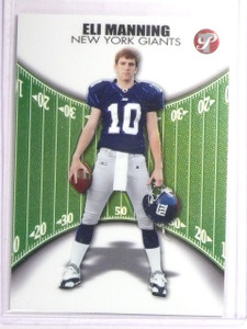 2004 Topps Pristine Eli Manning Rookie RC #D606/999 #88 *67150