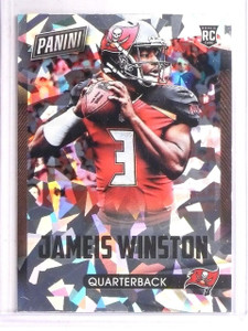 2015 Panini Player of the Day Cracked Ice Jameis Winston Rookie #RC1 *67146