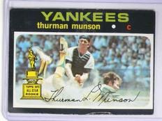 1971 Topps Thurman Munson #5 VG *60660