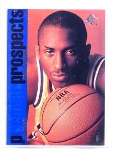 1996-97 Upper Deck SP Kobe Bryant Rookie rc #134 *60068