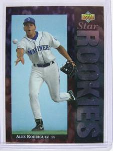 1994 Upper Deck Alex Rodriguez rc rookie #24 *20904