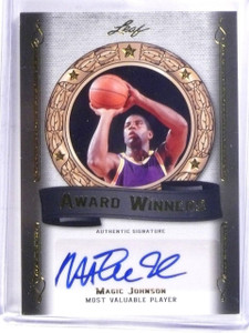 2012 Leaf Award Winners Magic Johnson autograph auto #D1/5 AW-MJ1 *57359