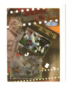 1998 Flair Showcase Feature Film Barry Sanders #8of10 FF *41503