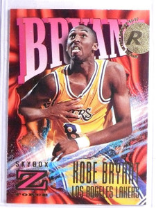 1996-97 Z-Force Kobe Bryant Rookie RC #142 *65998