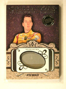 2013 Press Pass Showcase Series Standouts Kyle Busch Sheet Metal #D37/75 *41405