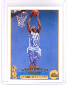 2003-04 Topps Collection Carmelo Anthony Rookie RC #223 *45287