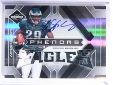 2009 Leaf Limited LeSean McCoy Rookie Patch Autograph #D59/149 #208 *58970