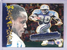 1994 Pinnacle Team Pinnacle Barry Foster Barry Sanders #TP4 *62789