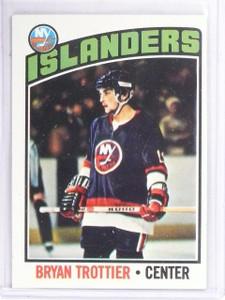 1977-78 Bryan Trottier Rookie RC #115  *61310