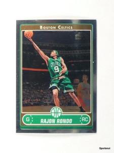 06-07 Topps Chrome Rajon Rondo rc rookie #201 *43576