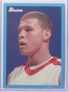 09-10 Bowman 48 Blue Parallel Blake Griffin rc rookie #D1408/1948 #101 *38519