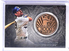 2016 Topps Update 3000 Hits Club Robin Yount Medallion #3000M11 *66107