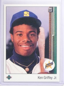 1989 Upper Deck Ken Griffey Jr. Rookie RC #1 *64061