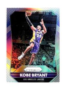 15-16 Panini Prizm Prizms Silver parallel Kobe Bryant #182 *51989