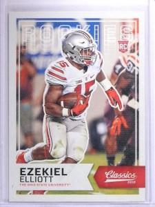 2016 Panini Classics Ezekiel Elliott Rookie RC #212  *62162