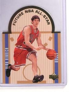 2003-04 Upper Deck SE Kirk Hinrich Die Cut Future All-Stars #E9 *51381