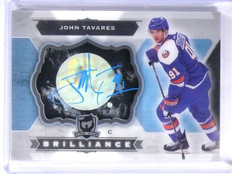 2014-15 Upper Deck The Cup Brilliance John Tavares autograph auto #B-JT *55914