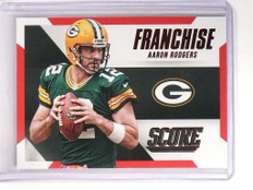 2015 Panini Score Franchise Red Aaron Rodgers #14 *51998