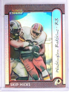 1999 Bowman Chrome Interstate Refractor Skip Hicks #D091/100 #74  *61465