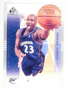 2003-04 SP Game Used Edition Michael Jordan #91 *49192