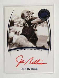 2007 Press Pass Legends Red Ink Joe Bellino auto autograph sp/94 *28621