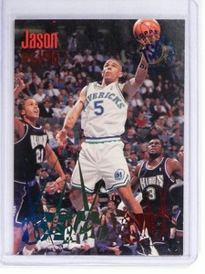 1994-95 Topps Stadium Jason Kidd Beam Team #6 *47732