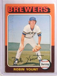 1975  Topps Robin Yount Rookie RC #223 VG-EX *66844