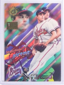 1995 Stadium Club First Day Issue Greg maddux #46 *61701