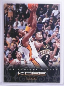 2012-13 Panini Kobe Anthology Gold Kobe Bryant #D07/24 #73  *62149