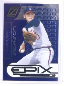 2005 Zenith Epix Season Blue Nolan Ryan #D173/250 #E24 *61756